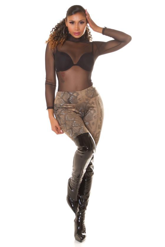 Juodos spalvos švarko stiliaus suknelė_208826