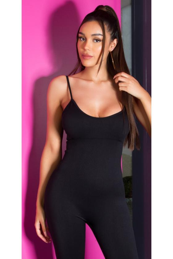 Tamsiai mėlynos spalvos laisvalaikio suknelė 9978