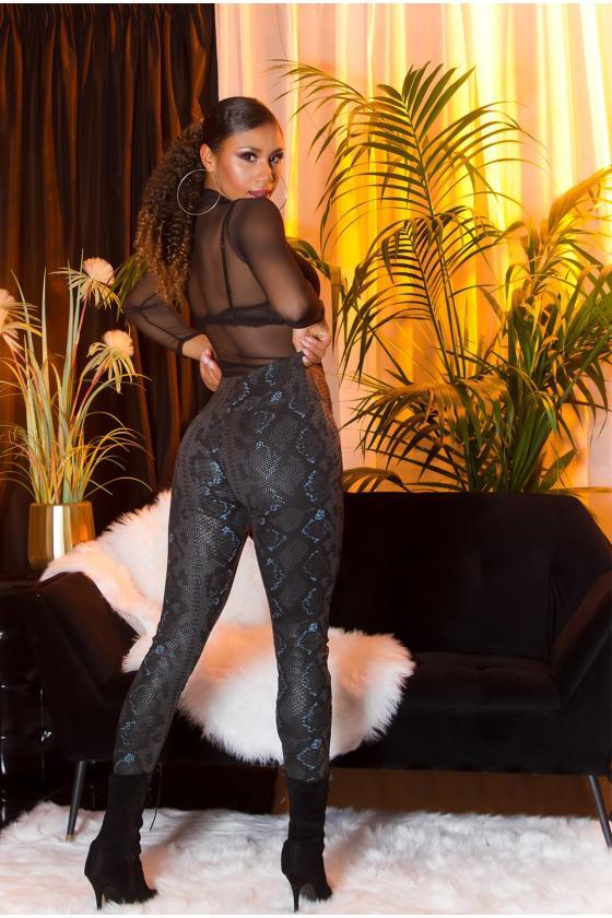 Juodos spalvos marškinių stiliaus suknelė