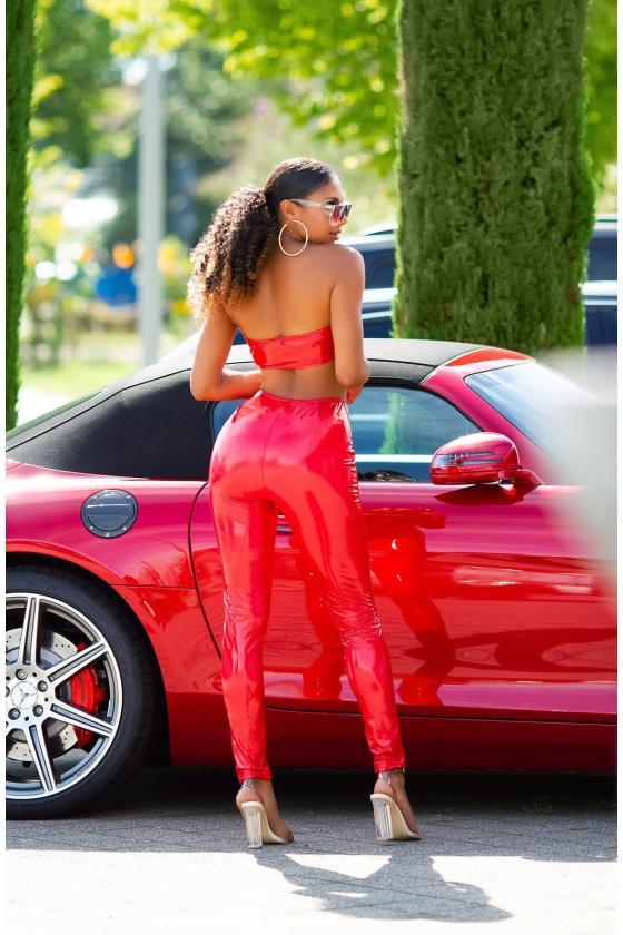 Kapučino spalvos basic suknelė FG533_209131