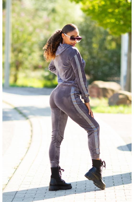 Violetinės spalvos laisvalaikio komplektas 1840_209354