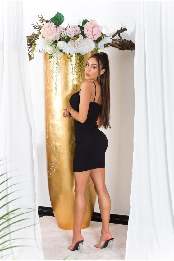 Pilka sportinio stiliaus tunika su dirželiu ir gobtuvu_210811