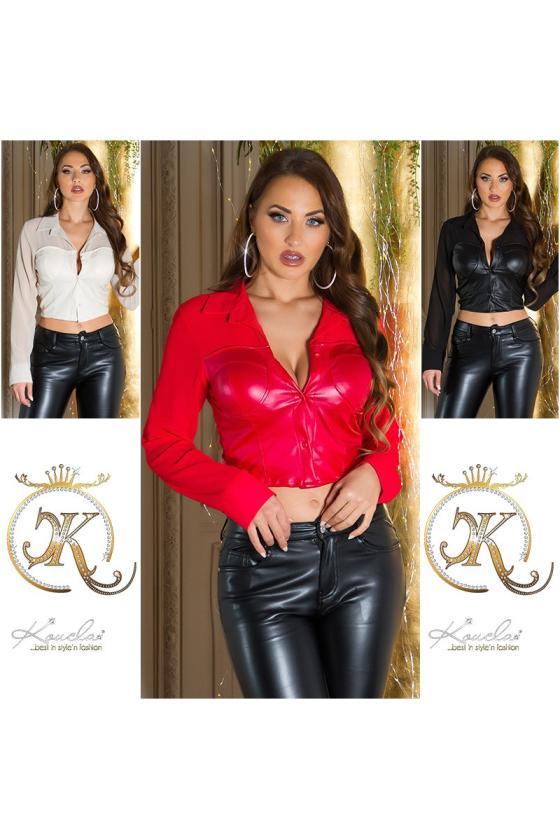 Rausvos spalvos suknelė 2206 Bicotone_212069
