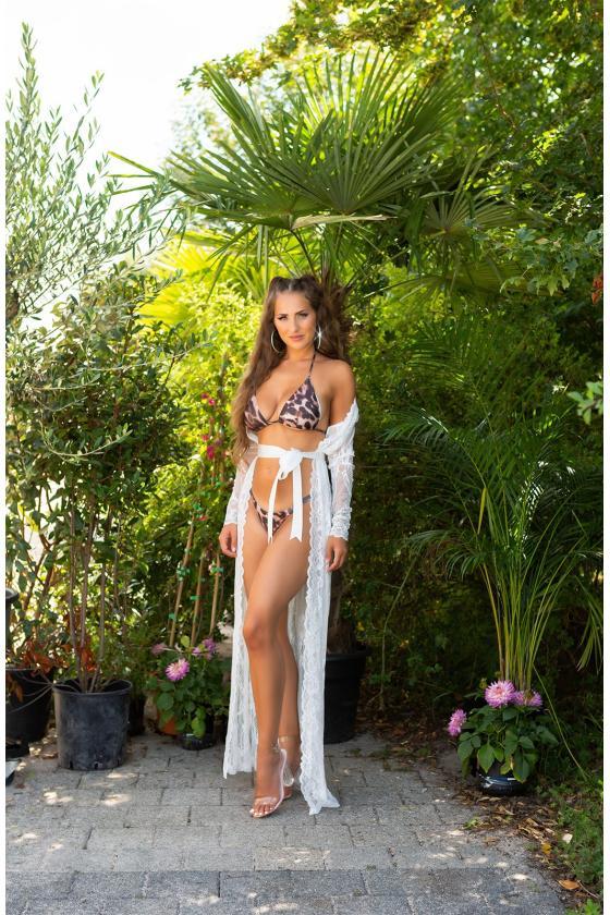 Juodos spalvos suknelė 2160 Bicotone_212189