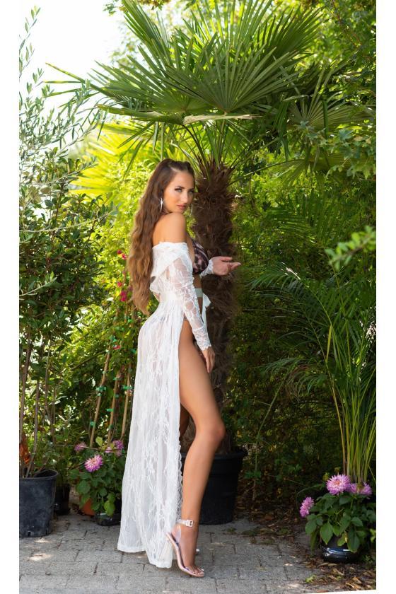 Juodos spalvos suknelė 2160 Bicotone_212191