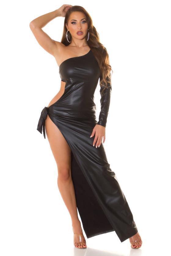 Violetinės spalvos palaidinė su nėriniais 02233_212368