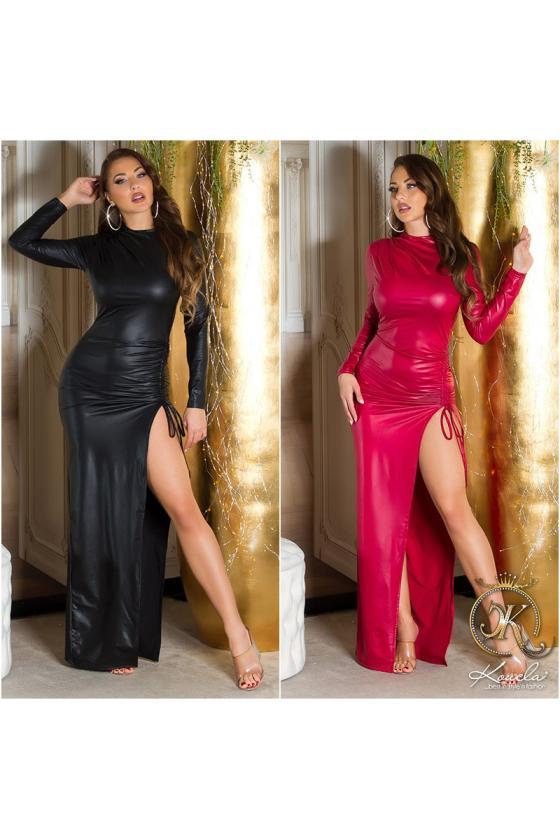 Mėlynos spalvos trumpinti džinsai žemu liemeniu_212515