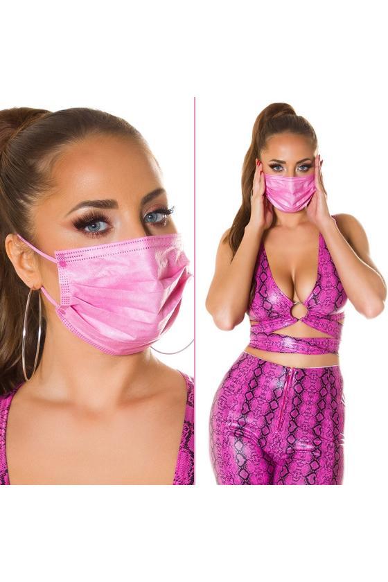 Žalios spalvos trumpa suknelė