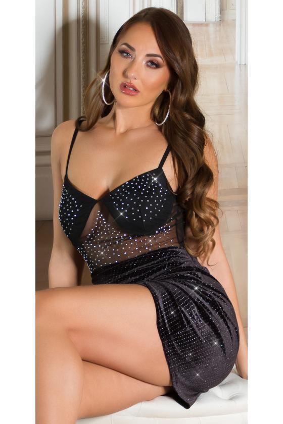 Mėlynos spalvos džinsai 6862