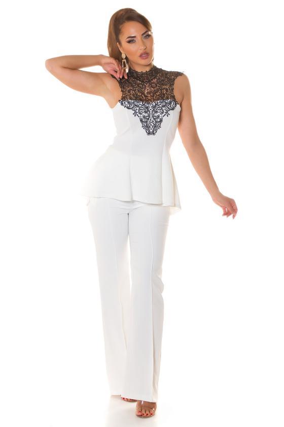 Tamsiai mėlynos spalvos suknelė 2180 Bicotone_214011