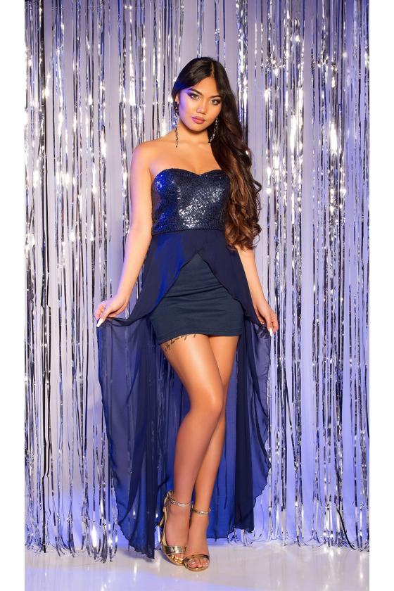 Juodos spalvos oversize megztinis