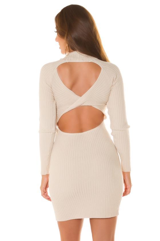 Karališkos mėlynos spalvos suknelė MARTA_215307
