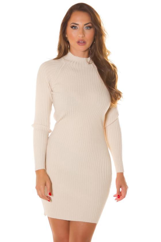 Persiko spalvos suknelė MARTA_215309