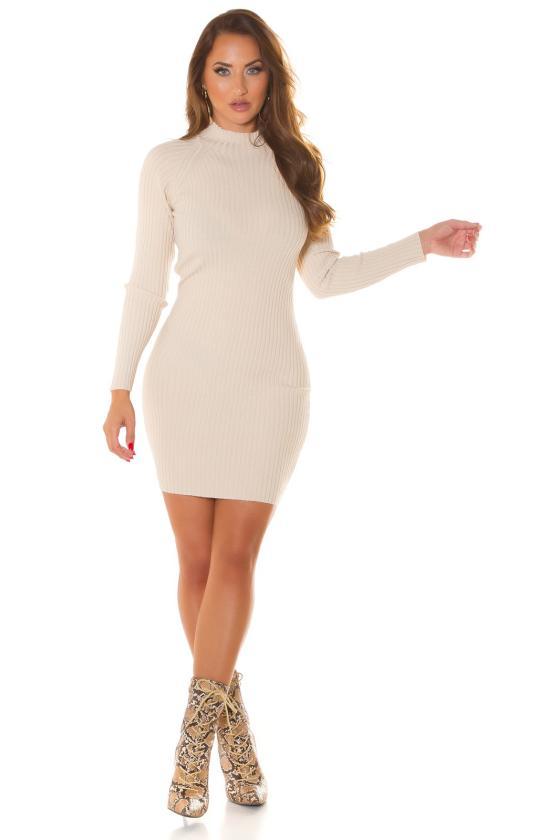 Persiko spalvos suknelė MARTA_215311