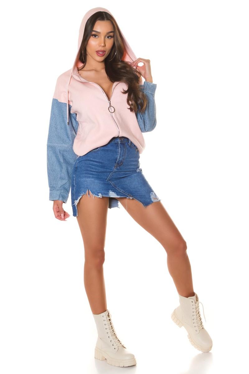 Baltos spalvos suknelė PU4591_215762
