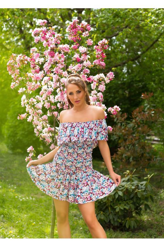 """Įspūdinga raudona suknelė """"Anna"""""""