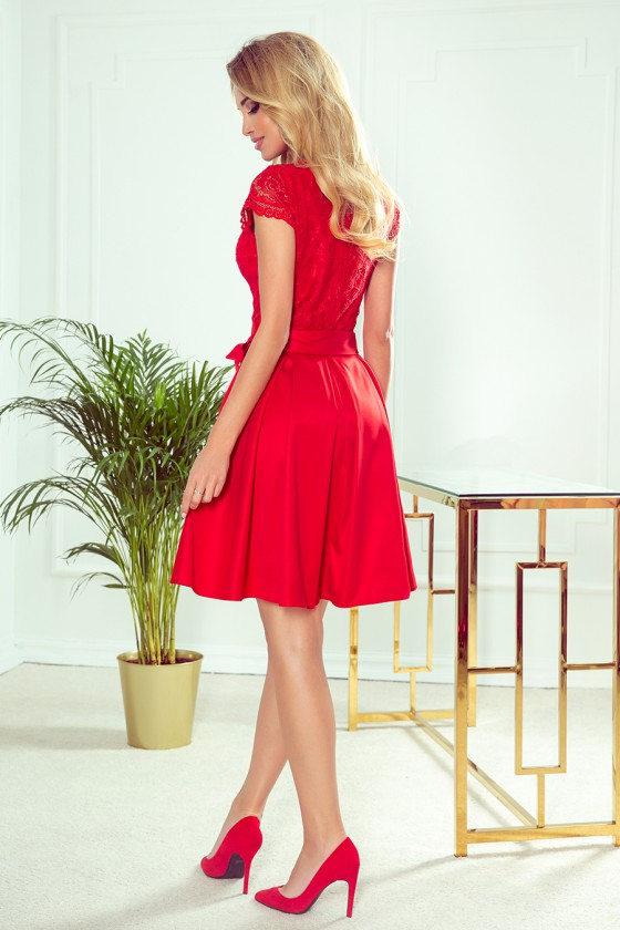 """Įspūdinga raudona suknelė """"Anna""""_216065"""