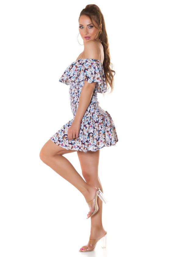 Violetinės spalvos kardiganas 2021-5
