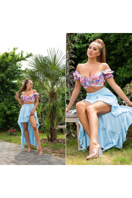 Violetinė suknelė BETTY