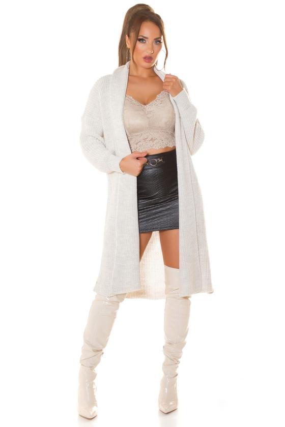 Šviesiai violetinės spalvos suknelė EMILY