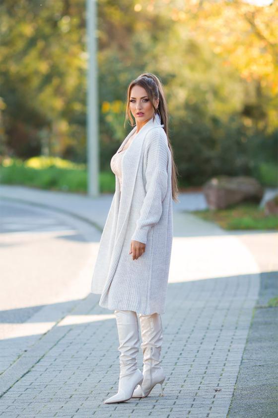 Raudonos spalvos suknelė EMILY