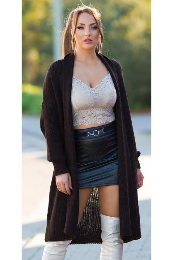 """Mėlynos spalvos marškinių tipo suknelė """" Sandy""""_216353"""