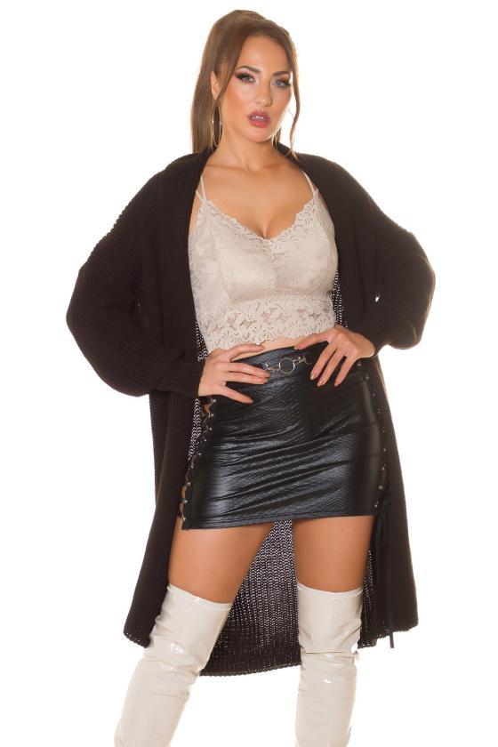"""Žalios spalvos marškinių tipo suknelė """" Sandy""""_216359"""