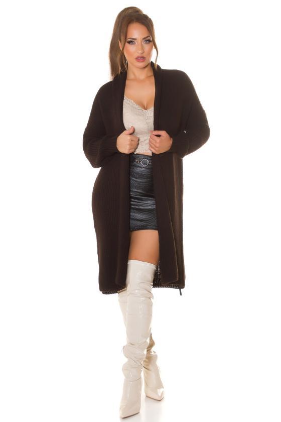 Ilga žalios spalvos suknelė LIDIA_216396