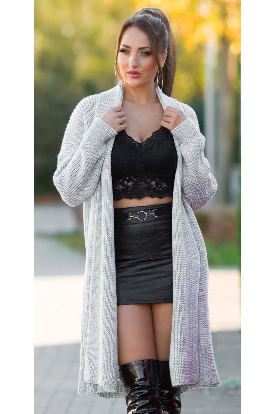 Purvinos rožinės spalvos midi ilgio šifoninė suknelė_216412