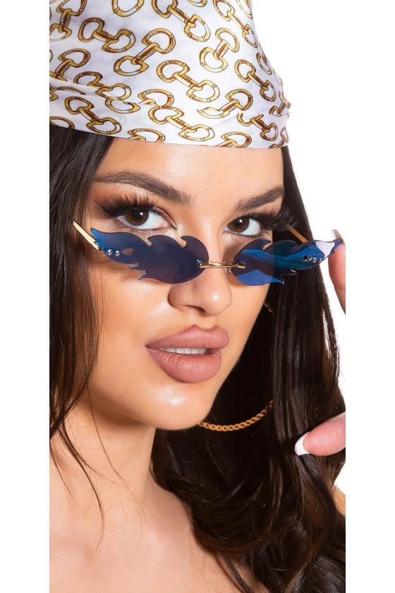 Raudonos spalvos suknelė FI670