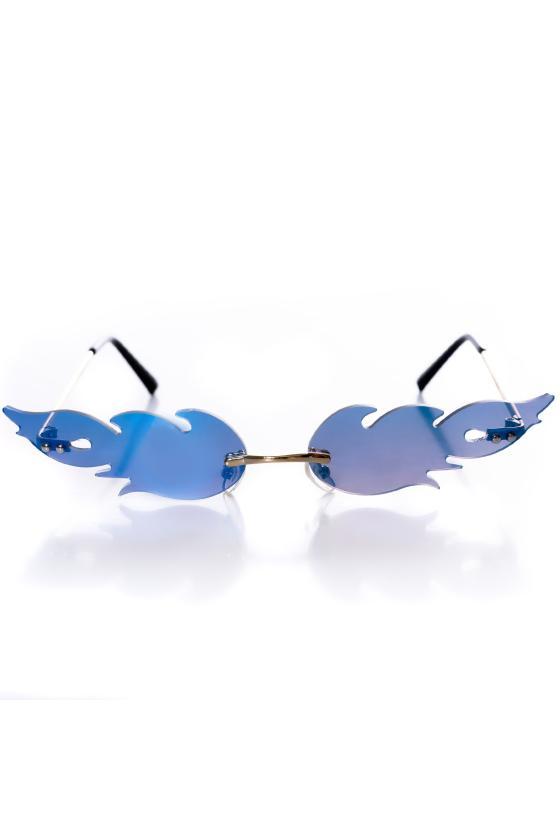 Juodos spalvos asimetriška suknelė FI666_218766