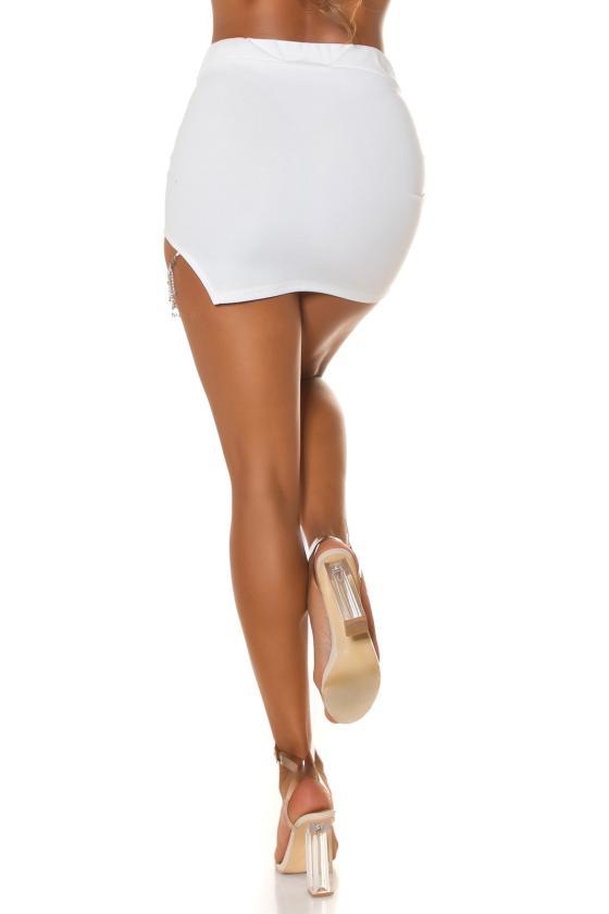 Juodos spalvos suknelė FI657_218840
