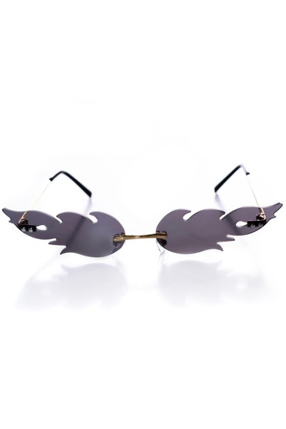 Kapučino spalvos kelnės su prakirpimais_218934