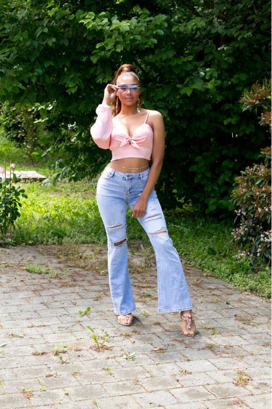 Juodos spalvos mini suknelė_219040