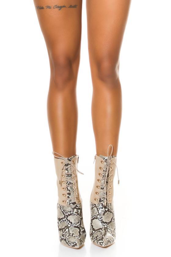 Raudonos spalvos dviejų dalių kompletas kepurė+šalikas_219085