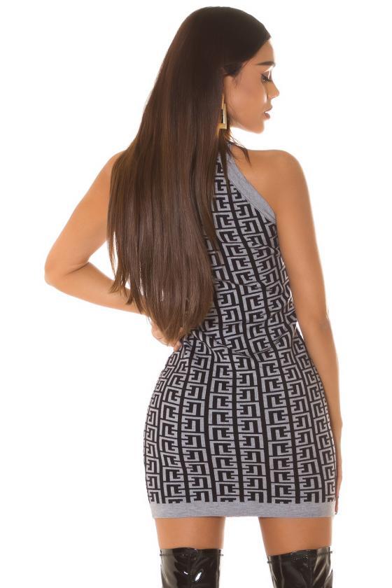 Chaki spalvos laisvalaikio kostiumas FI669_219335