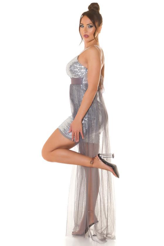 Raudonos spalvos oversize modelio džemperis_220660