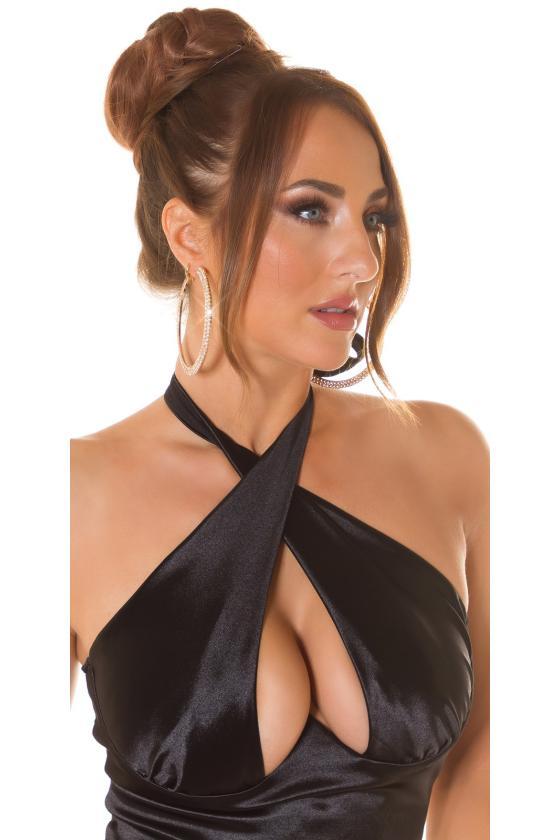 Mėlynos spalvos push up džinsai