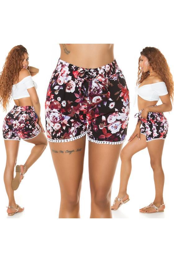 Žalios spalvos veliūrinė laisvalaikio suknelė_220773