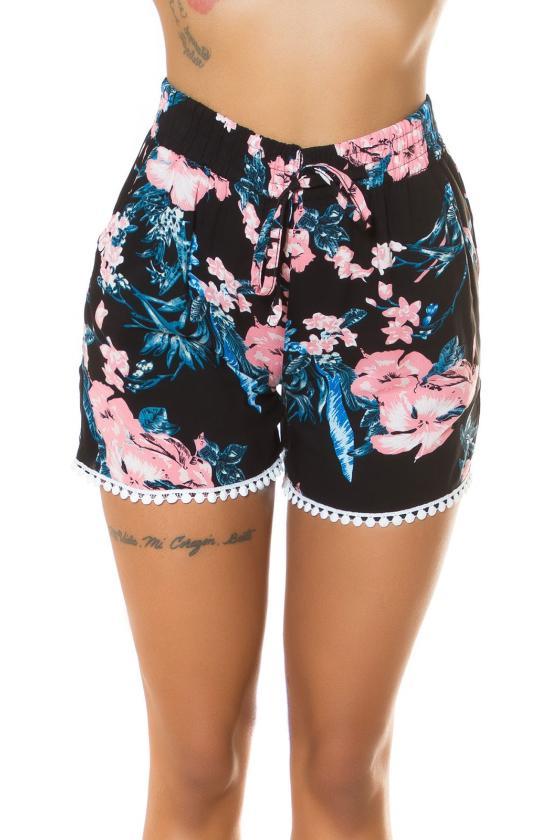 Smėlio spalvos paltas dekoruotas kailiu_220966