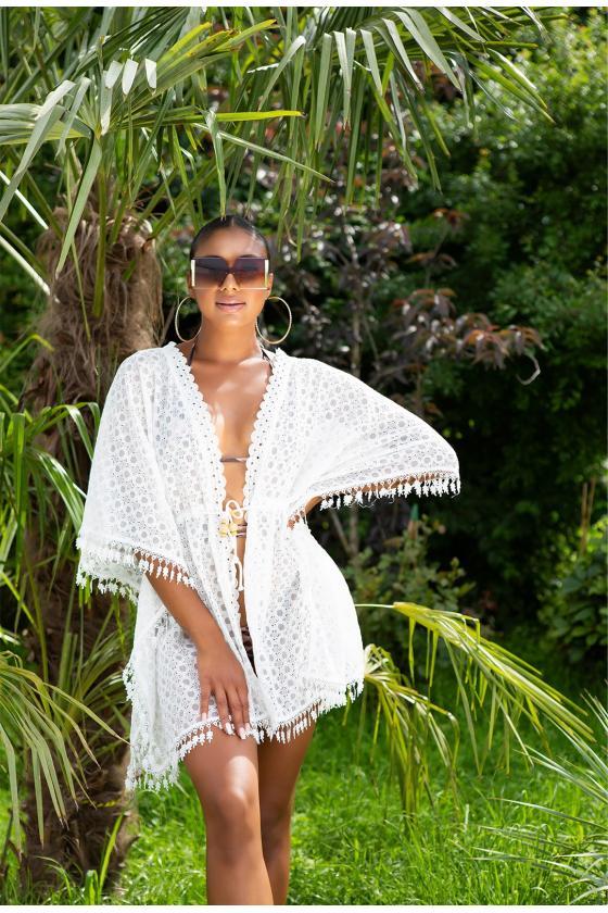 Juodos spalvos paltas dekoruotas kailiu_220974
