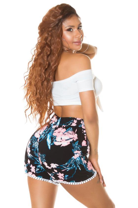 Juodos spalvos paltas dekoruotas kailiu_220976