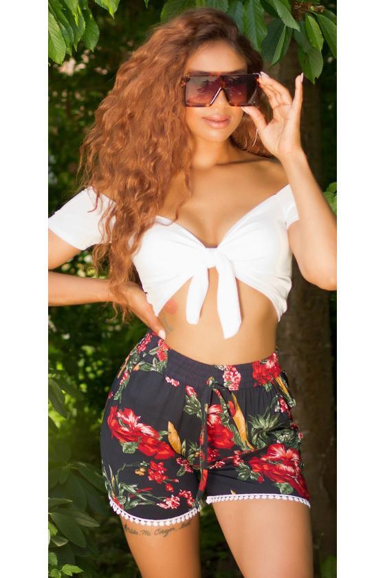 Juodos spalvos sportinis kostiumas SHAPING_221046