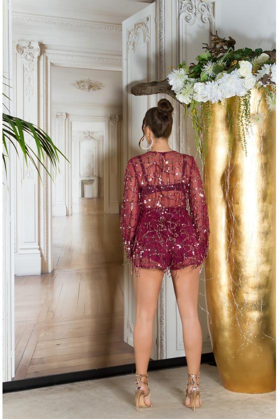 Juodos spalvos sportinis kostiumas SHAPING_221047