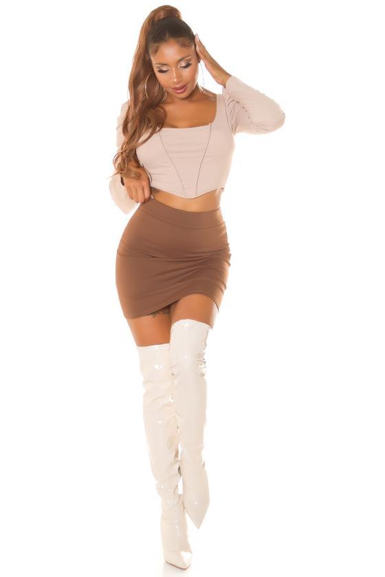 Natūralios odos krepšys 158773 Mazzini_221371
