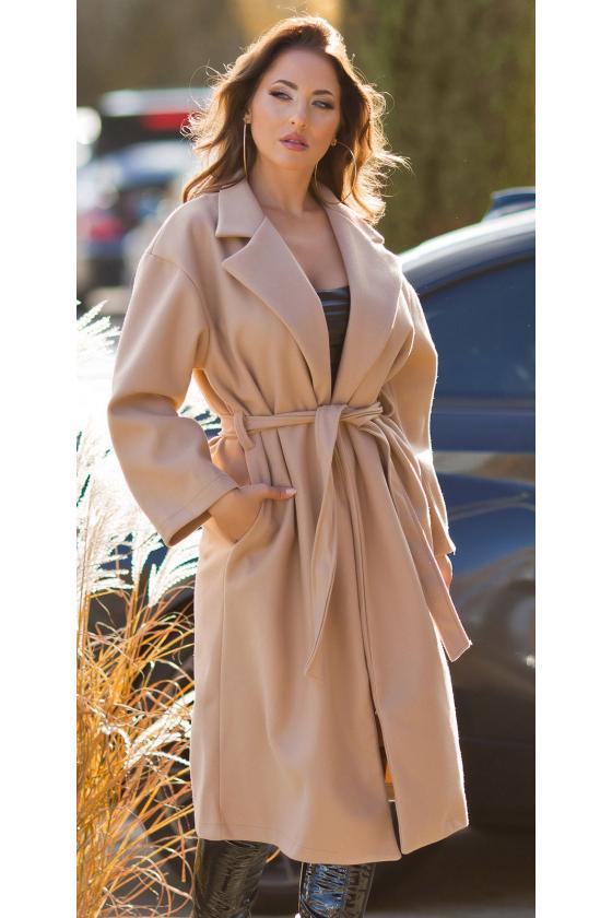 Raudonos spalvos veliūrinė laisvalaikio suknelė_221537