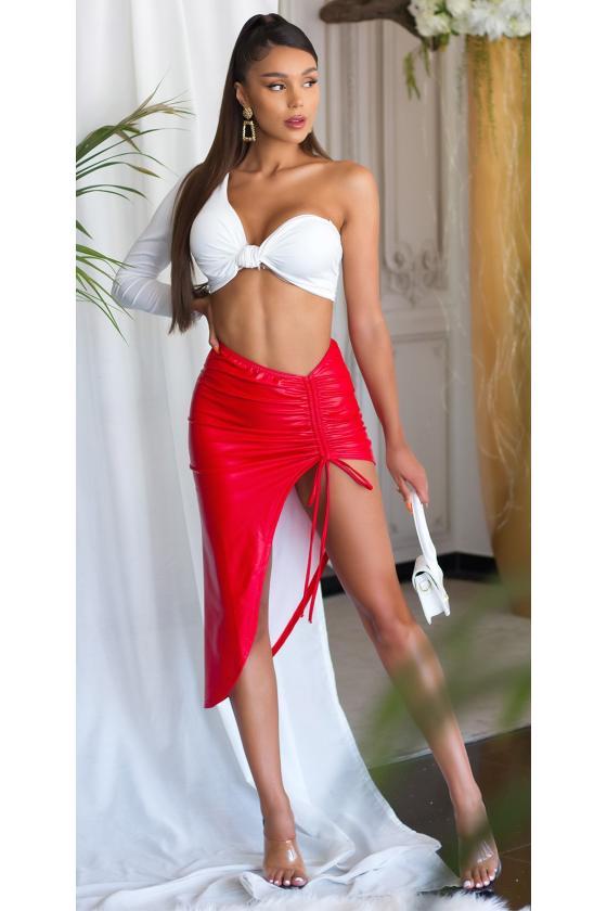 Baltos spalvos šiltas džemperis_242190