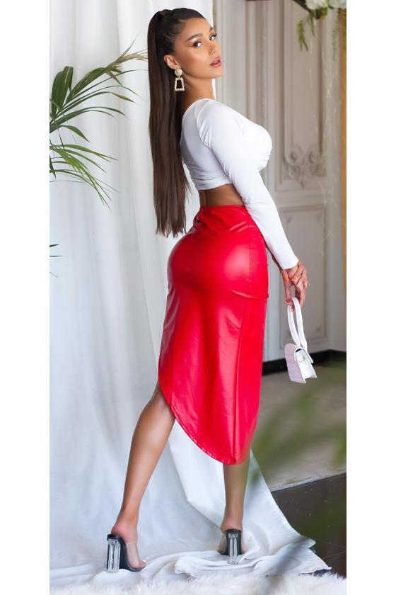 Baltos spalvos šiltas džemperis