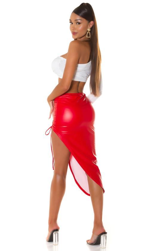 Juodos spalvos džinsai WASHED LOOK_242208