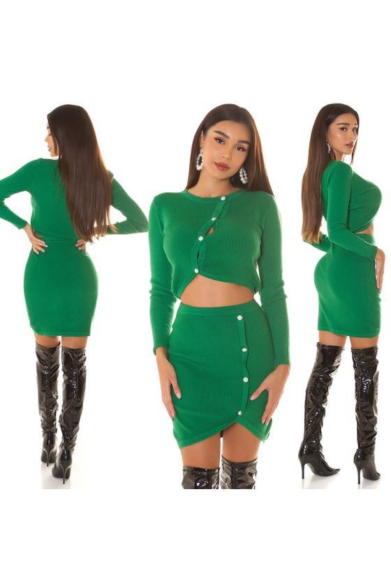 Juodos spalvos ilga pūsta liemenė_242476